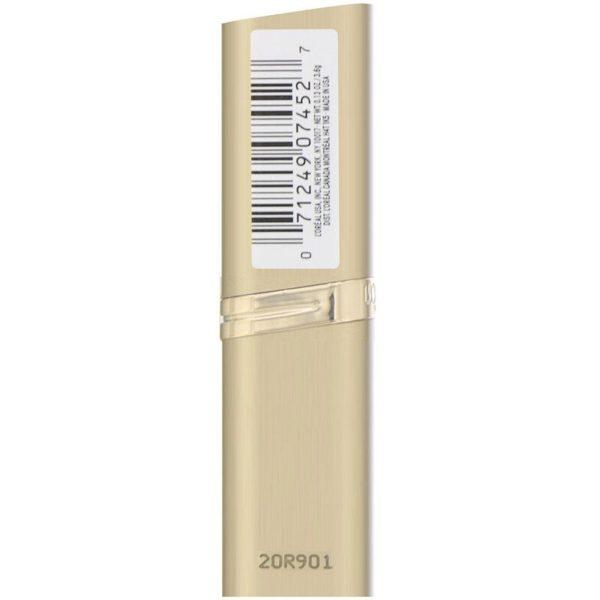 طلاء شفاه Color Rich، لون خوخ زغبي 417، 0.13 أونصة (3.6 جم) L'Oreal من متجر روزا في فلسطين
